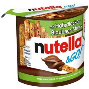 Nutella &Go 54G Multigrain T1