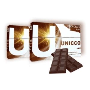 Unicco Nikotinos Csokoládés Pattintós Mentol Nélkül