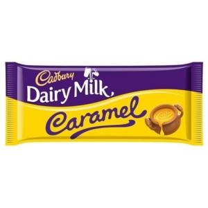 Cadbury 200G Tejcsokoládé Karamell