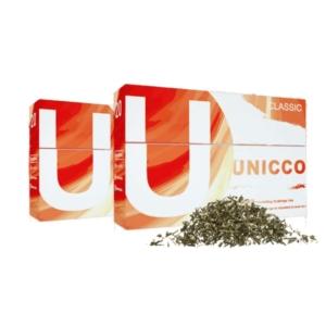 Unicco Nikotinos Classic Mentol Nélkül