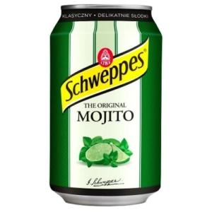 Schweppes Mojito 0,33ML