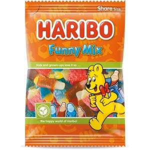 Haribo 185G Funny Mix