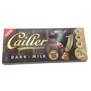 Cailler Krémes Étcsokoládé (71%) 96G