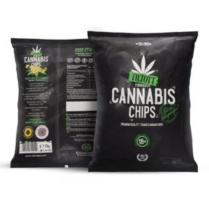 Csíki Csipsz Prémium 70g Cannabis