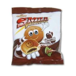 Smile csokoládé ízű töltelékkel töltött palacsinta 50G