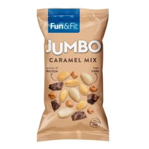 Fun&Fit 75G Jumbo Caramel Mix