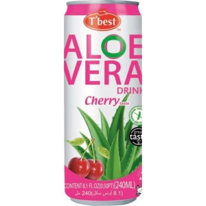 Aloe Vera T-Best 240Ml Cherry (Meggy)
