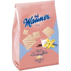 Manner Ostya 200G Zarties Milk-Vanilla
