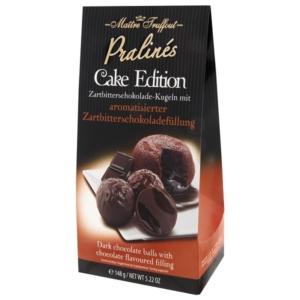 Maitre T. Cake Edition csokoládé töltelékkel töltött étcsokoládé praliné 148G