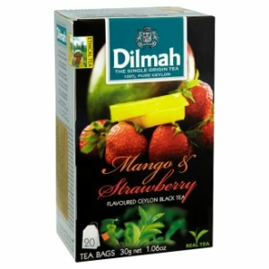 Dilmah Tea 30G Mango-Strawberry (Mangó-Eper) DIGR1027