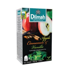 Dilmah Tea 30G Apple-Cinnamon-Vanilla (Alma-Fahéj-Vanília) DIGR1014