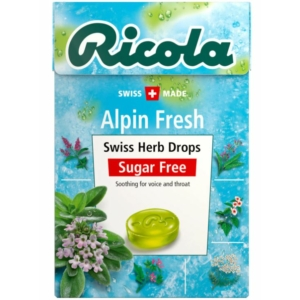 Ricola 40G Alpin Fresh
