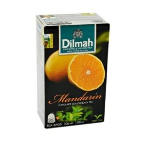 Dilmah Tea 30G Mandarin DIGR1029