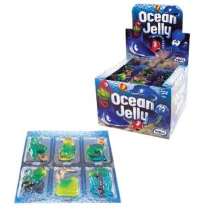 Vidal Ocean Jelly gyümölcs ízű gumicukor 11G