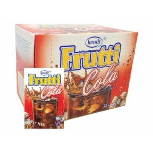 Kendy Frutti Drink Italpor 8.5G Kóla Cola