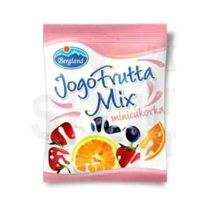 Bergland JogoFrutta Mix joghurt ízű cukorka 70G