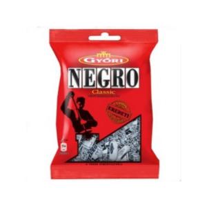 Győri Negro Classic töltött keménycukorka 159 g
