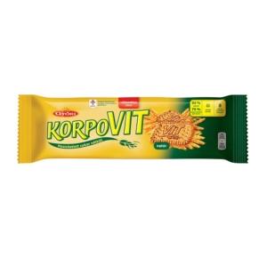 Győri Korpovit natúr keksz 173 g, hozzáadott cukor nélkül