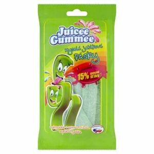 Juicee Gummee alma ízű gumicukor 85G