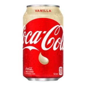 Coca Cola 0.355L Vanília Dobozos