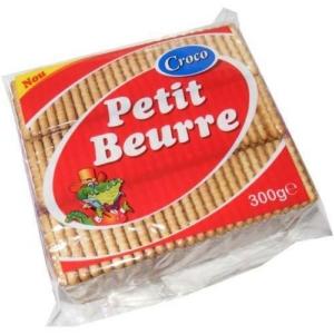 Croco Petit Beurre 300G Édes Keksz