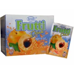 Kendy Frutti Drink Italpor 8.5G Sárgabarack Apricot