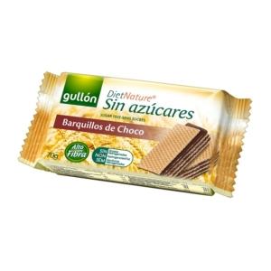 Gullón DietNature cukormentes kakaós ízesítésű krémmel töltött édesítőszerrel 60 g