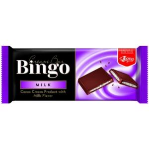 Bingo Cream Bar tejcsokoládé 90G