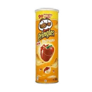 Pringles 165G Paprika  PRCH3001