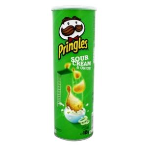 Pringles 165G Sour Cream-Onion  PRCH1005