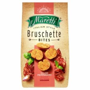 Maretti Bruschette 70G Salami Pepperoni
