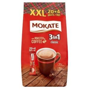 Mokate 3 az 1-ben Kávé XXL (24*17G)