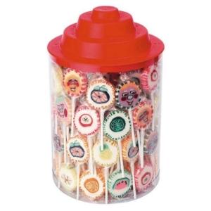 Hors Gyümölcs Ízű nyalóka mix 150*10G