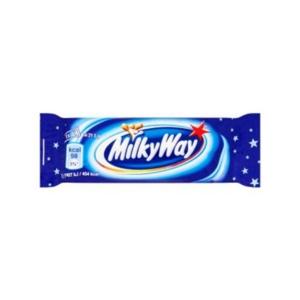 Milky Way Tejcsokoládéba mártott szelet tejes krém töltelékkel 21.5G