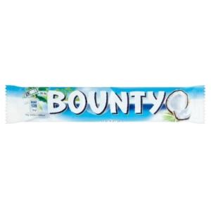 Bounty kókuszos szeletek tejcsokoládéba mártva 57G
