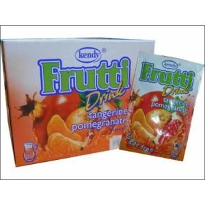 Kendy Frutti Drink Italpor 8.5G Gránátalma Granatalma