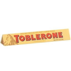 Toblerone 100G Tej