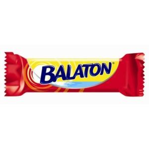 Balaton kakaós étbevonómasszával mártott, kakaós krémmel töltött ostya 30 g