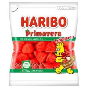Haribo Primavera gyümölcs ízű habcukorka 100 g