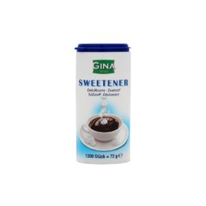 Gina 72G Sweetener 1200Db-Os /88445/ Édesítő