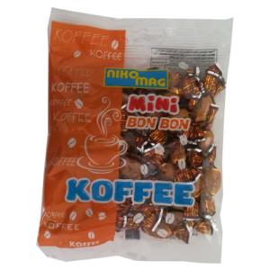 Nikomag Mini Mix kávé ízű cukorkák 70G