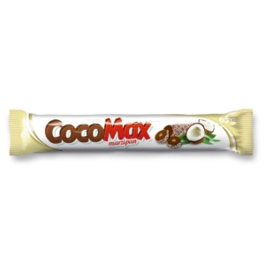 Cocomax Kókuszrúd 65G Marcipán