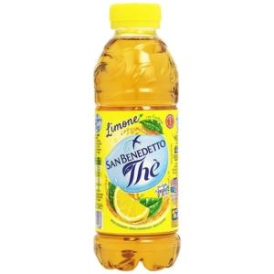 San Benedetto Ice Tea 0.5L Citromos