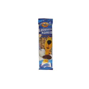 Minimax Szívószálmánia  Csokis Keksz ízű szívószál 30G