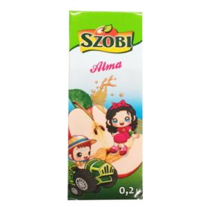 Szobi 0.2L Alma 12%