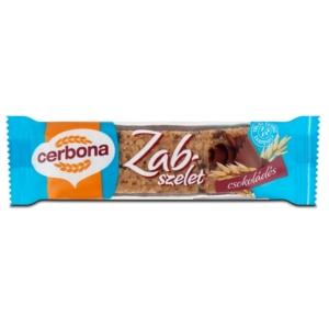 Cerbona csokoládés zabszelet 50 g