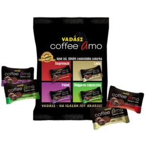 Vadász Coffee Amo Kávés Cukor 100G