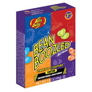 Jelly Belly Bean Boozled minden ízű cukordrazsé 45G