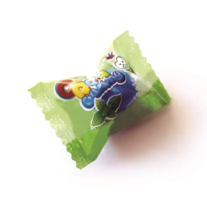 Crazy Gummy 1 Szemes Mentolos Ízű Rágó (3,25g)