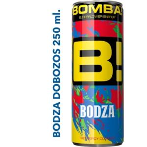 Bomba 250ml Fémdobozos Bodza-Citrom (energiaital)